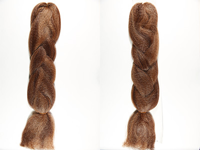 SILK JUMBO BRAID