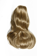 14 In Long Wavy Straight Fall Clip In Extensions Hair