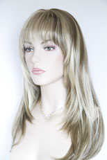 Golden Blonde Highlight Pale Blonde
