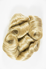 Maxi Wiglet Fancy Hair-Pieces Maxi Wiglet Fancy Premium Human Hair 9 1/2 Inches Long