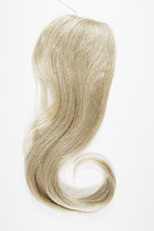 Clip On Straight Premium Human Hair 16 Inches Long