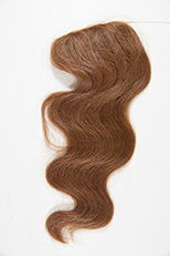 Clip On Wavy Premium Human Hair 14 Inches Long