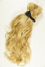"Athena Clip-in Extension Premium Human Hair Athena Clip ""N"" Go 1 Piece 18 Inches Long"