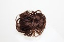 Lacey HP Short Straight Blonde Brunette Red Grey Fun Color Scrunchie Hair Pieces