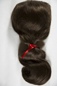 Mini Fall Premium Human hair 18 Inches In Length Long Human Hair Wavy Straight Blonde Brunette Red Clip-in-Extensions Hair Pieces