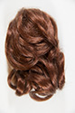 Hayley Claw Clip 7 Inches Long Short Wavy Curly Blonde Brunette Red Grey Claw Clips Hair Pieces