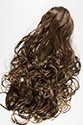 DM27 Claw Clip Wavy 25 Inches Long Long Wavy Curly Blonde Brunette Red Claw Clips Hair Pieces