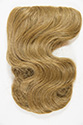 Clip On Wavy Premium Human Hair  16 Inches Long