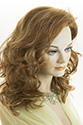 Tawny Long Wavy Curly Blonde Brunette Red Wigs
