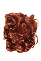 Lark French Comb Medium Wavy Curly Blonde Brunette Red Accessories French Comb Hair Pieces