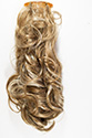 DM 49 Foxtail Medium Wavy Blonde Brunette Red Foxtail Hair Pieces