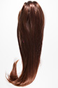 DM43 Claw Clip Straight 20 Inches Long Long Straight Blonde Brunette Red Claw Clips Hair Pieces