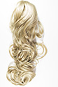 DM47 Claw Clip Wavy 24 Inches Long Long Wavy Curly Blonde Brunette Red Claw Clips Hair Pieces