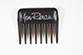 Wide Tooth Comb by Jon Renau Short Jon Renau Straight Brunette Accessories