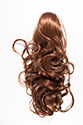 DM42 Claw Clip Wavy 18 Inches Long Long Wavy Blonde Brunette Red Claw Clips Hair Pieces
