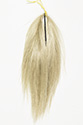 Lola ponytail Holder Short Straight Blonde Brunette Red Foxtail Hair Pieces