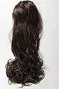 HP 2224 Draw String Straight Wavy 22 Long Wavy Straight Blonde Brunette Red Grey Drawstring Hair Pieces