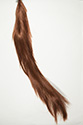Gigi Fox Tail Long Straight Blonde Brunette Red Clip-in-Extensions Foxtail Hair Pieces