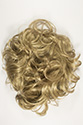 Heidi Medium Wavy Blonde Brunette Red 3/4 Cap Hair Pieces