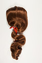 Reversible Fall Syn Long Straight Blonde Brunette Red Falls Reversible Hair Pieces