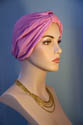 Pleated Turban Accessories