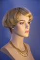 Libby Short Wavy Straight Blonde Brunette Wigs