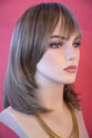 Celeste Long Medium Length Blonde Brunette Red Straight Wigs