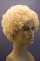 Afro-S Medium Curly Blonde Brunette Red Grey Men Wig
