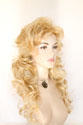 Jasmine Long Wavy Blonde Brunette Red Wigs