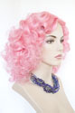 Colorful Gypsy Long Skin Top Wavy Curly Costume Fun Color Wigs