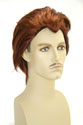 Mystic Medium Straight Red Costume Fun Color Wigs