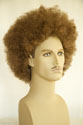 Afro L Medium Curly Blonde Brunette Men Wig