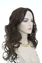 Cynthia Long Monofilament Wavy Straight Blonde Brunette Red Wigs