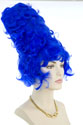 Beehive G Long Wavy Costume Fun Color Wigs
