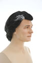 Vampire G Short Wavy Straight Brunette Costume Fun Color Wigs