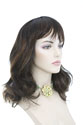 Tony SB Medium Straight Brunette Wigs