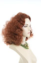 Rita G Long Medium Wavy Curly Blonde Brunette Red Wigs