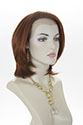 Shiloh Lace Front Wig Medium Lace Front Hand Tied Straight Blonde Brunette Red Wigs