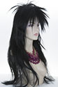 Punky XL G Long Straight Brunette Costume Wigs Men Wig