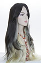 Xena Long Skin Top Straight Blonde Brunette Costume Fun Color Wigs