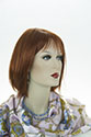 Jesse Medium Wavy Straight Blonde Brunette Red Wigs