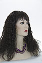 Morgan Medium Skin Top Wavy Curly Blonde Brunette Red Wigs