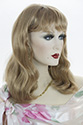 Susan Long Medium Skin Top Straight Blonde Brunette Red Wigs