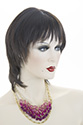 Robin Short Straight Blonde Brunette Red Grey Wigs