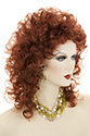 Brooke 921 Long Medium Wavy Curly Blonde Brunette Red Wigs
