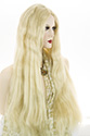 Halloween 02 Long Straight Blonde Brunette Red Grey Costume Wigs