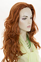 Natalie G Long Skin Top Wavy Straight Blonde Brunette Red Grey Wigs