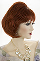 Neve Medium Wavy Straight Blonde Brunette Red Wigs