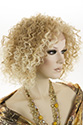 Venus LF Long Medium Lace Front Heat Friendly Curly Blonde Brunette Red Wigs