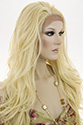 Kim LF Long Lace Front Wavy Straight Blonde Brunette Red Wigs